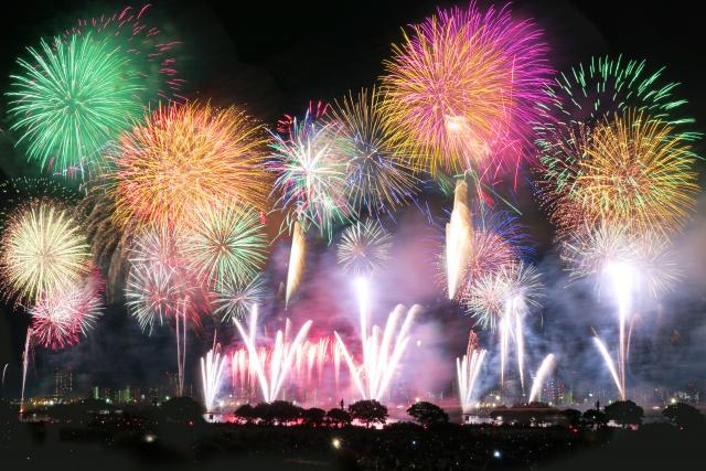 兵庫の花火大会