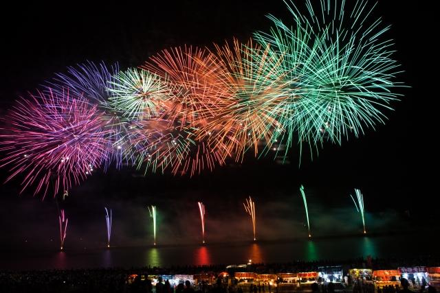 奈良の花火大会