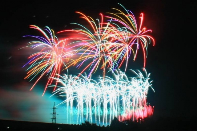 北海道の花火大会